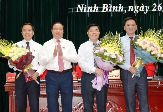 Ninh Bình: Trưởng ban Tuyên giáo được bầu giữ chức Phó chủ tịch UBND tỉnh - Ảnh 1.