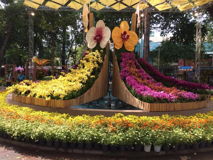 Festival Hoa lan TP HCM khai mạc, miễn phí cho khách tham quan - Ảnh 5.