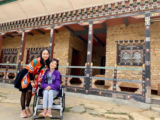 Diễn viên Mai Phương được Ốc Thanh Vân đưa đi Bhutan du lịch - Ảnh 3.