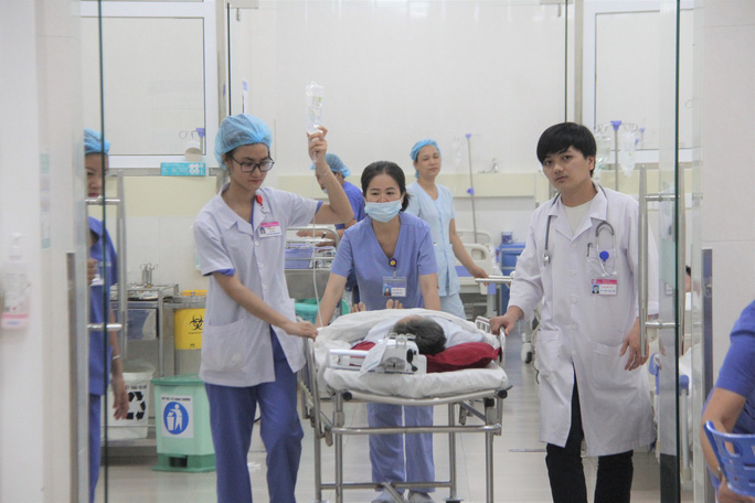 Bệnh viện thứ 3 tại Việt Nam đạt hạng bạch kim giải thưởng chất lượng điều trị đột quỵ - Ảnh 3.