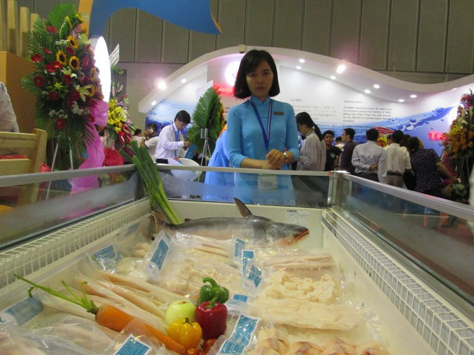 Mỹ tăng thuế với cá tra Việt Nam - Ảnh 1.