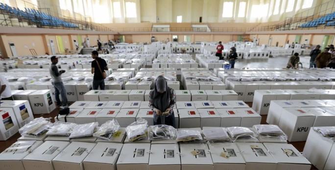 Indonesia: 272 nhân viên bầu cử chết vì làm việc quá sức - Ảnh 2.