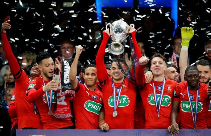 Neymar tái xuất, Mbappe nhận thẻ đỏ, PSG mất cúp - Ảnh 7.