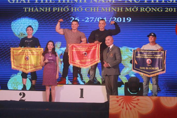 Nhã Miên, Hồng Đức vô địch thể hình physique TP HCM - Ảnh 8.