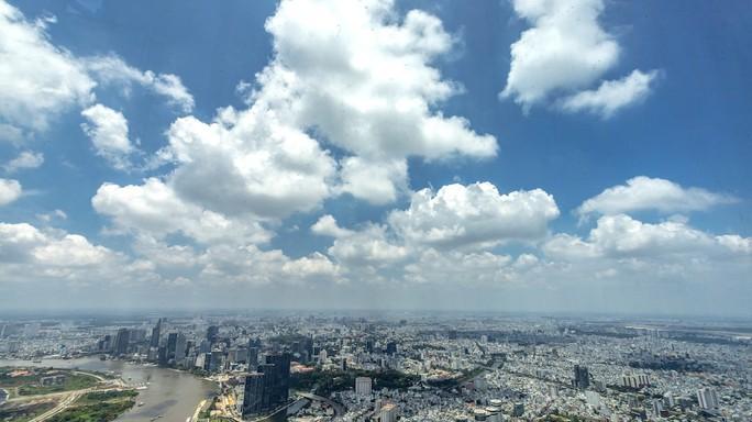 Ngắm toàn cảnh TP HCM từ đài quan sát Landmark 81 SkyView - Ảnh 10.
