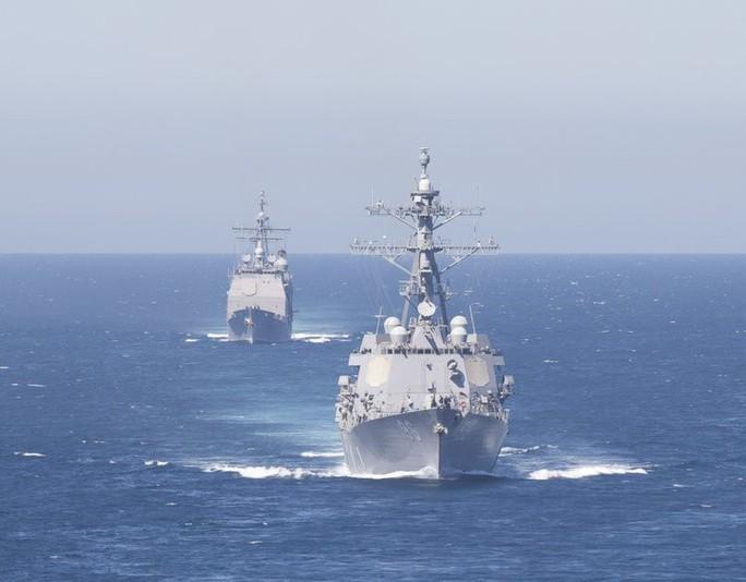 Trung Quốc có khả năng đánh bại các tàu chiến Mỹ - Ảnh 3.