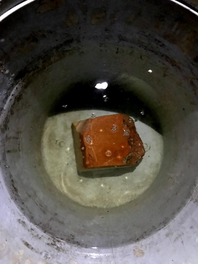 Tảng báu vật của biển chỉ nặng 1,5kg nhưng trị giá hàng tỉ ở Ninh Bình - Ảnh 3.