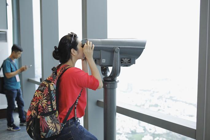 Ngắm toàn cảnh TP HCM từ đài quan sát Landmark 81 SkyView - Ảnh 3.