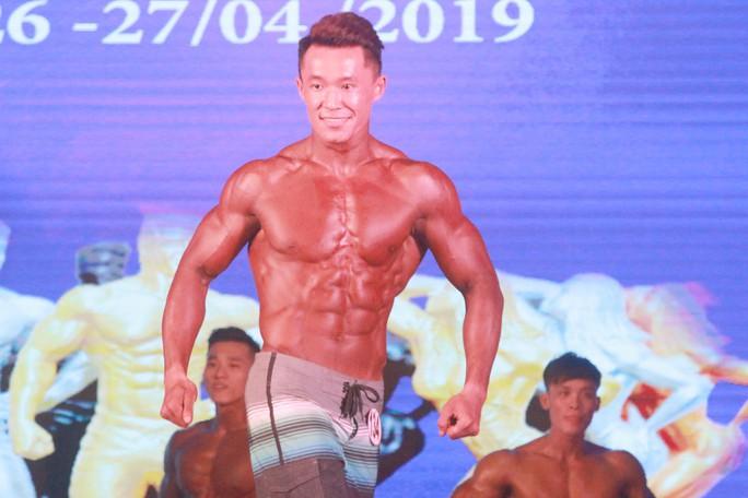 Nhã Miên, Hồng Đức vô địch thể hình physique TP HCM - Ảnh 2.
