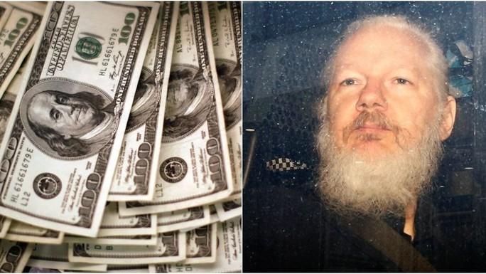 """Ecuador """"bán"""" ông chủ WikiLeaks để vay tiền? - Ảnh 2."""