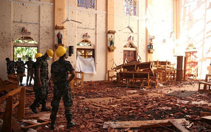 Sri Lanka phát hiện âm mưu khủng bố chùa chiền - Ảnh 5.