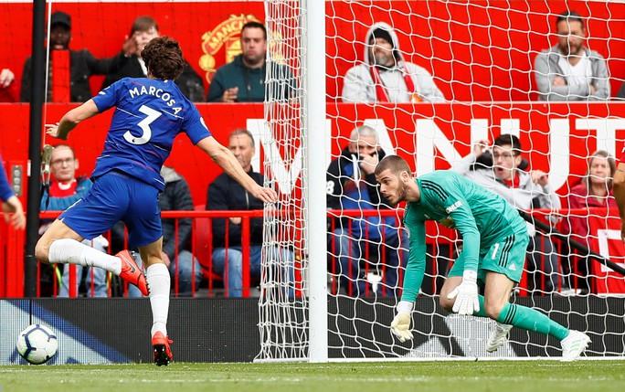 De Gea sai lầm, Man United vỡ mộng cuộc đua Top 4 - Ảnh 5.
