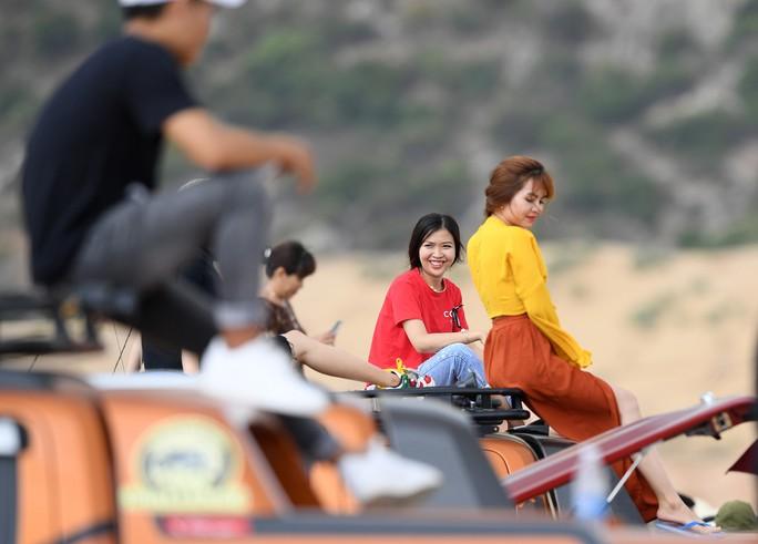 Quá hấp dẫn giải đua xe địa hình sa mạc ở Ninh Thuận - Ảnh 10.