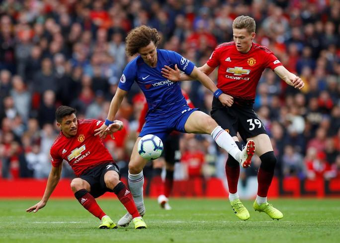 De Gea sai lầm, Man United vỡ mộng cuộc đua Top 4 - Ảnh 2.
