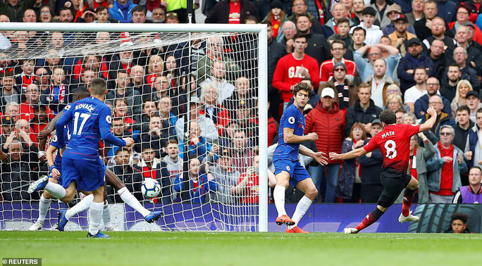 De Gea sai lầm, Man United vỡ mộng cuộc đua Top 4 - Ảnh 4.