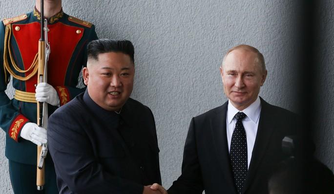 Tổng thống Donald Trump chỉ muốn đàm phán đơn phương với Triều Tiên - Ảnh 2.