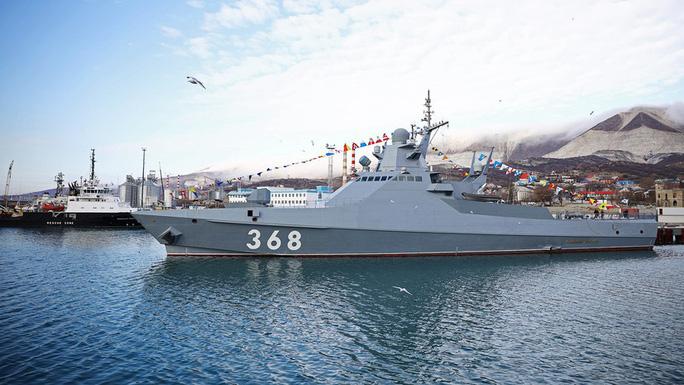 Mỹ và Trung Quốc tăng chi tiêu quân sự, Nga vẫn giảm - Ảnh 2.