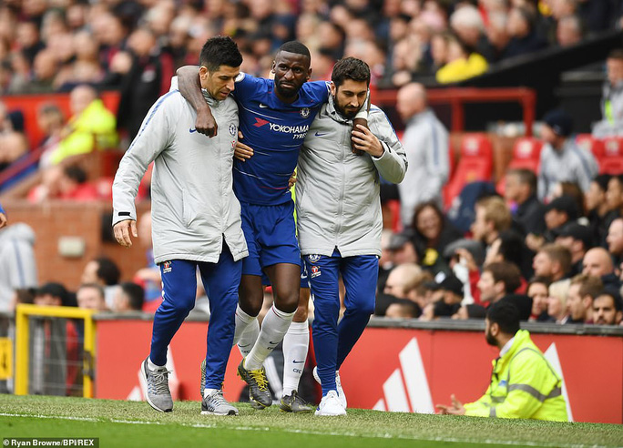 De Gea sai lầm, Man United vỡ mộng cuộc đua Top 4 - Ảnh 6.