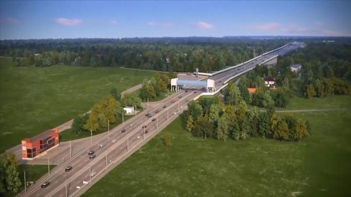 Khởi công dự án đường cao tốc Vân Đồn - Móng Cái - Ảnh 1.