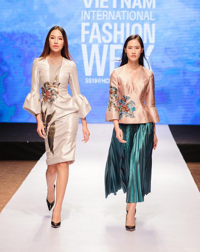 Tuần lễ thời trang Việt Nam quốc tế 2019: Kiến tạo tương lai - Ảnh 2.