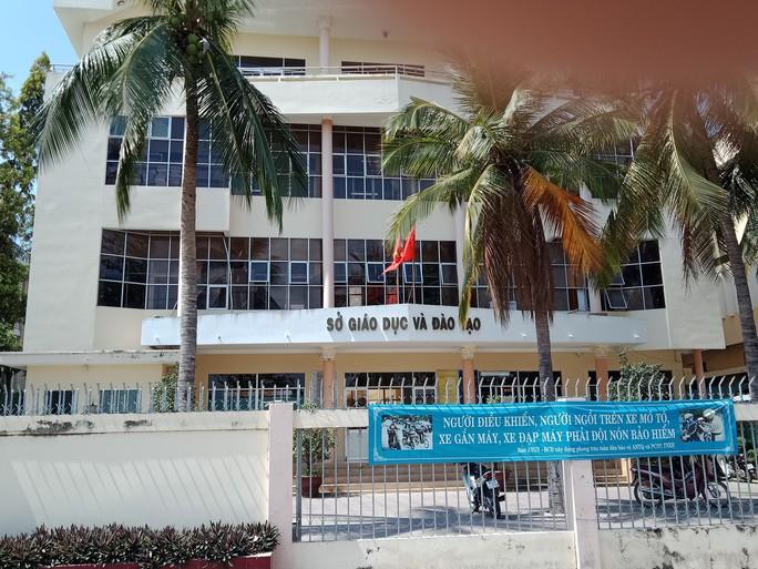 Bình Thuận: Lộ đề thi học kỳ II lớp 12 toàn tỉnh - Ảnh 1.
