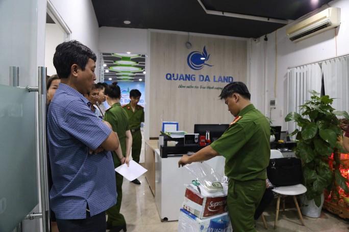 Đà Nẵng: Bắt Tổng giám đốc Công ty Quảng Đà vì liên quan đến đất đai - Ảnh 3.