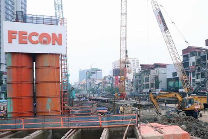 Nhà thầu đường sắt Nhổn - ga Hà Nội đòi bồi thường hơn 1.800 tỉ đồng - Ảnh 1.