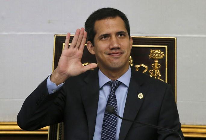 Venezuela: Thủ lĩnh đối lập bị tước quyền miễn trừ - Ảnh 1.