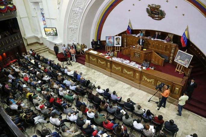 Venezuela: Thủ lĩnh đối lập bị tước quyền miễn trừ - Ảnh 2.