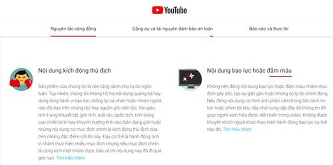 YouTube có tiếp tay cho giang hồ mạng? - Ảnh 1.