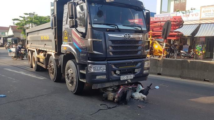 Quảng Nam: Tai nạn liên tiếp xảy ra trong một buổi sáng - Ảnh 1.