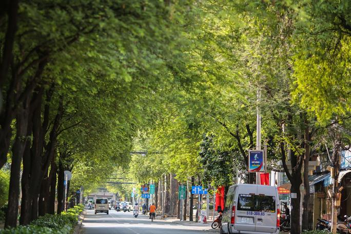 Toàn cảnh đường phố TP HCM ngày 30-4 - Ảnh 5.