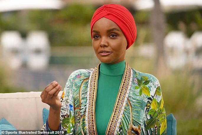 Người mẫu Hồi giáo trẻ làm nên lịch sử - Ảnh 5.