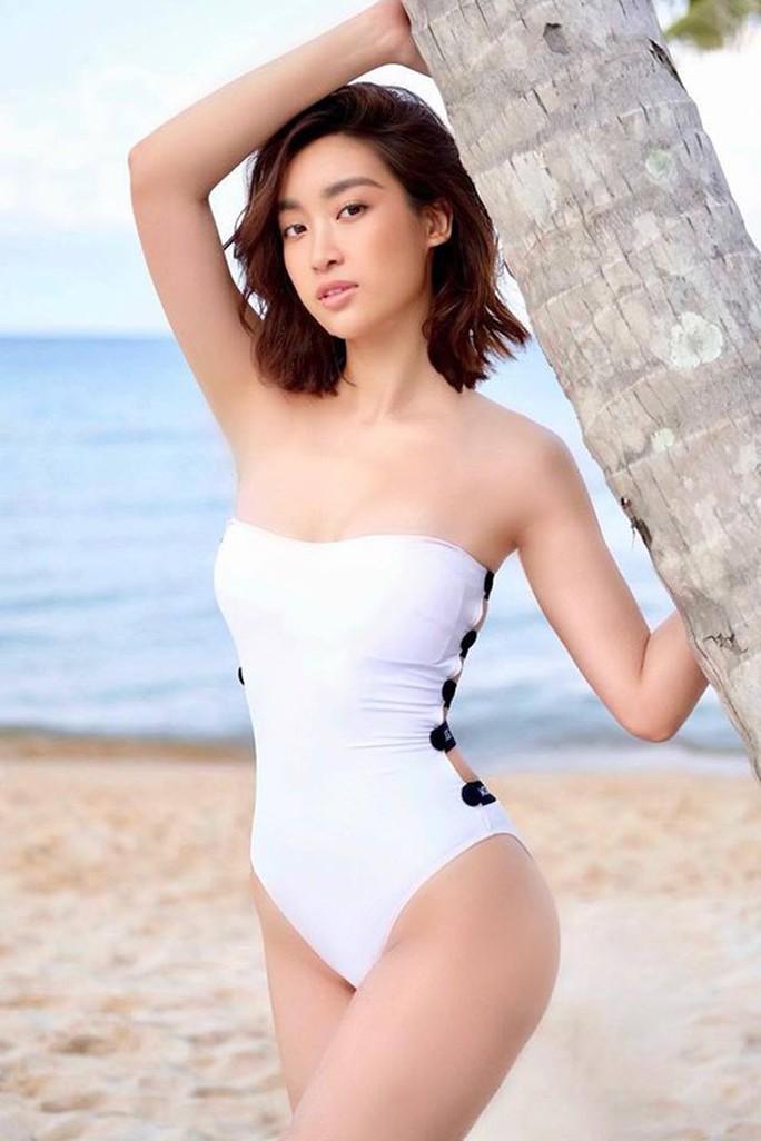 Sao Việt đồng loạt cởi xiêm y, diện bikini - Ảnh 12.
