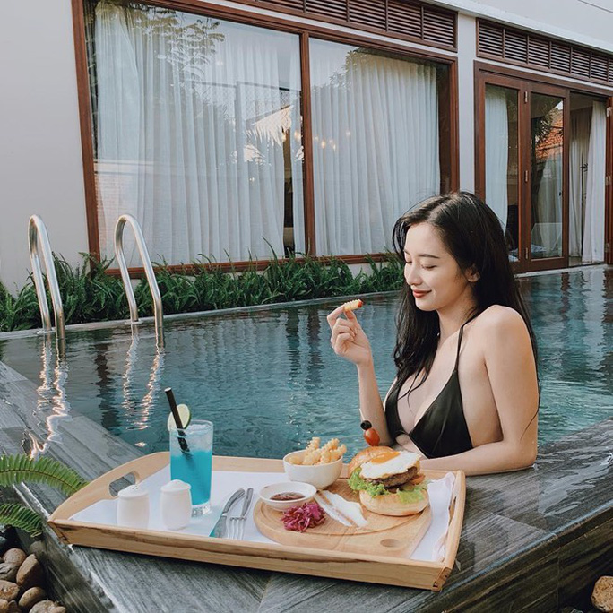 Sao Việt đồng loạt cởi xiêm y, diện bikini - Ảnh 15.