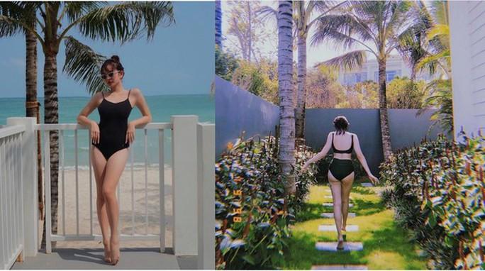 Sao Việt đồng loạt cởi xiêm y, diện bikini - Ảnh 7.