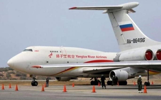 Trung Quốc đáp trả về nghi vấn điều quân đến Venezuela - Ảnh 2.