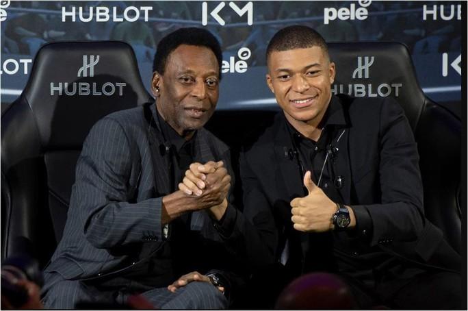 Huyền thoại bóng đá Pele nhập viện ở tuổi 78 - Ảnh 3.