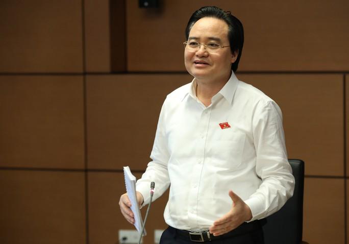 Bộ trưởng Phùng Xuân Nhạ: Khá Bảnh ảnh hưởng đến học sinh là rất nguy hiểm! - Ảnh 1.