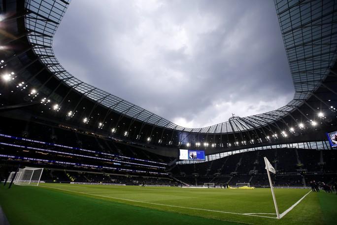 Cận cảnh sân mới trị giá hơn 1 tỉ bảng Anh của Tottenham - Ảnh 8.