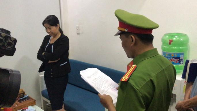 Vụ án tại Công ty Quảng Đà (Đà Nẵng): Đã bị khởi tố, vẫn lừa bán đất - Ảnh 1.