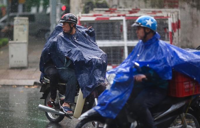 TP HCM xuất hiện mưa vàng giải nhiệt - Ảnh 7.