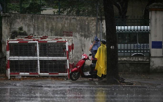 TP HCM xuất hiện mưa vàng giải nhiệt - Ảnh 8.