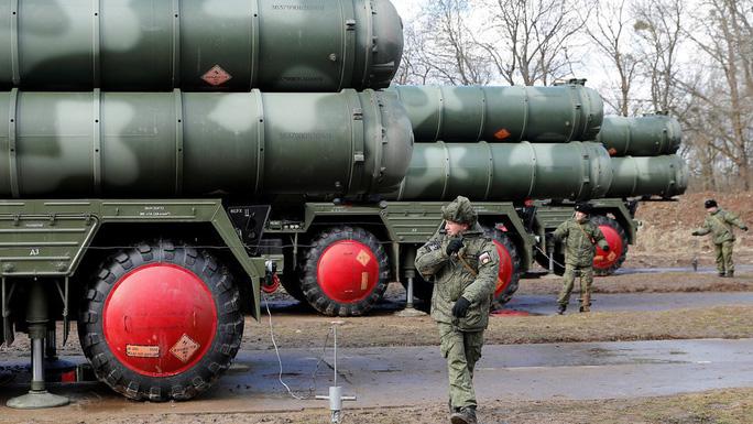 Phó TT Mỹ: Thổ Nhĩ Kỳ phải chọn giữa NATO và S-400 của Nga - Ảnh 1.