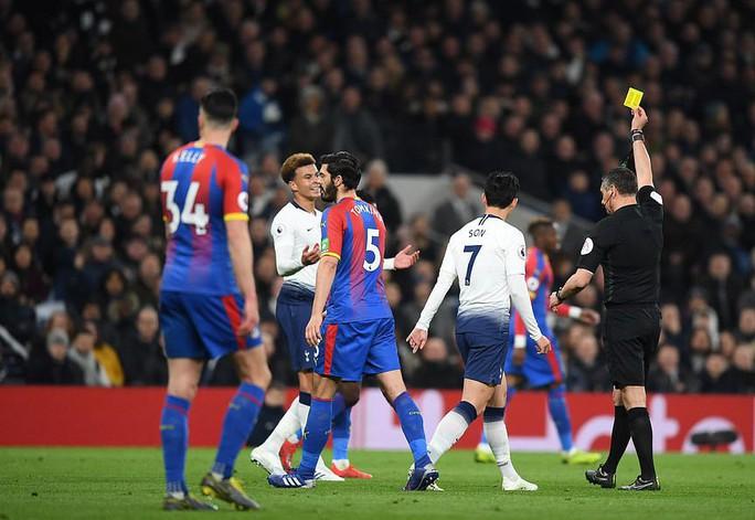 Son Heung-min lập đại công trên sân mới tỉ bảng của Tottenham - Ảnh 3.