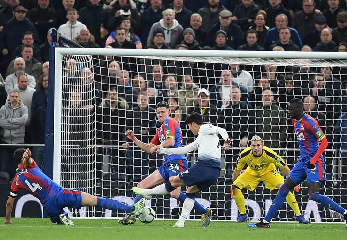 Son Heung-min lập đại công trên sân mới tỉ bảng của Tottenham - Ảnh 5.