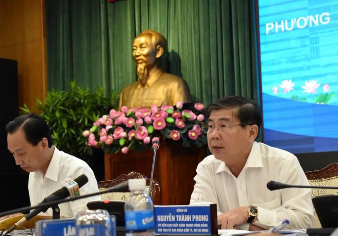 TP HCM trình Chính phủ nhân sự 2 phó chủ tịch UBND TP - Ảnh 1.