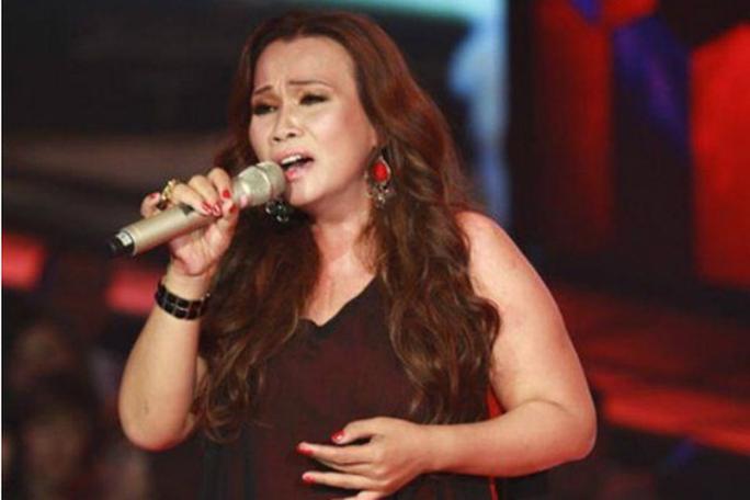 Kim Loan The Voice qua đời vì ung thư gan - Ảnh 1.