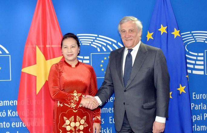 Quan hệ Việt Nam - EU phát triển rất tích cực - Ảnh 1.