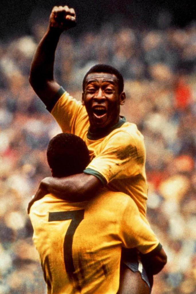 Huyền thoại bóng đá Pele nhập viện ở tuổi 78 - Ảnh 2.